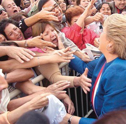 Lo que Bachelet no hizo por la mujer  (3/4)