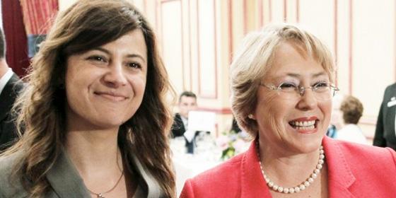 Lo que Bachelet no hizo por la mujer  (2/4)