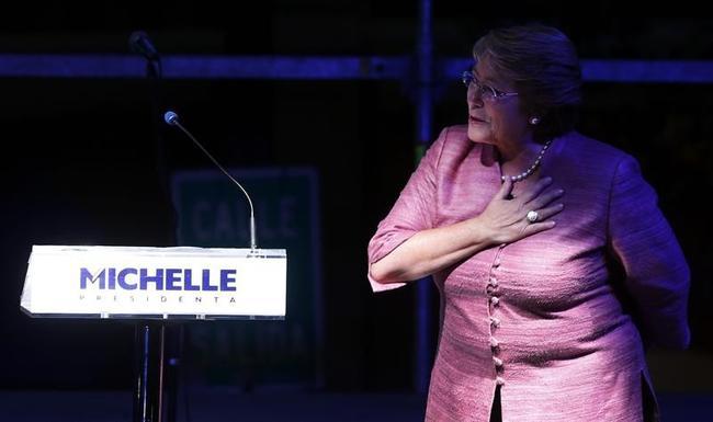 Bachelet, presidenta legítima pero anémica